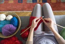 Knitting on Netflix