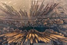 Bird View - Airpano project / high-resolution virtual tours from a bird's eye view