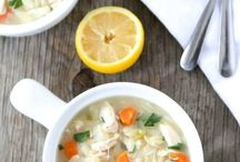 Soup to warm me up / by Jennifer Stanley