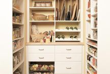 My Dream Pantry / Awesome kitchen pantry ideas