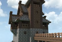 Minecraft / Cool minecraft creations!