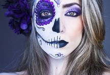 Day of the dead + Halloween