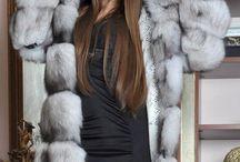 Black 'n White furs