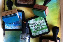 Distress Inks