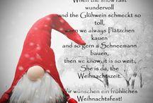 Weihnachtsverse
