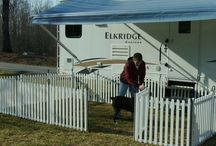 picket fence for RV.