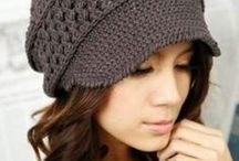 Gorros y Boinas Crochet