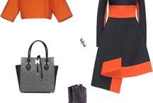 Orange / #Juicy and #elegant!
