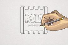Marco Bizzarro: Spot televisivo per l'MD Discount / Realizzazione di uno spot televisivo per la catena di supermercati MD Discount.