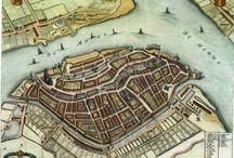 Dordrecht / Oude kaarten, foto's en beelden