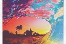 Beach Love/Outdoor Adventure / by Suzanne Humphrey