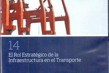 Cámara Argentina de la Construcción / Libros sobre construcciones y obras de infraestructura