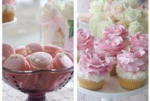 Fancy treats / Cupcakes