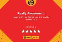 sweetkadai review