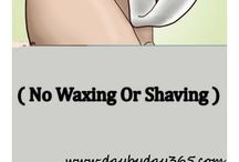 Remove body hair permanently