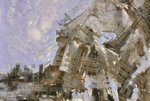 """""""LIQUIDA"""" - Personale di Mariano Chelo / L'arte non è solo il mezzo col quale viene interpretata la realtà, ma è anche lo strumento col quale gli artisti liberano la fantasia dalla riproduzione oggettiva esteriore. Nelle opere di Mariano Chelo il complesso di sentimenti che caratterizza la propria interiorità si riversa nella trasposizione pittorica della musica. Classica, jazz e tango diventano forme, linee e colori, un movimento nel quale la pittura diviene un elemento liquido che fluttua nelle tele in una danza armoniosa."""