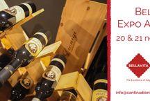 Bellavita Expo Amsterdam / Vi aspettiamo il 20 e 21 Novembre al Bellavita Expo Amsterdam, il più grande Food&Wine trade show italiano