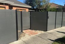 Automatic Gates / We also specialise in the manufacture and installation of automatic and manual swinging and sliding gates, pedestrian gates, fencing and much more.