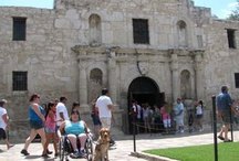 Family Travel San Antonio / by Family Travel with Colleen Kelly