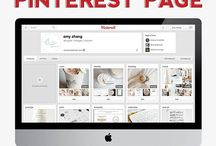 Social Media Tips: Pinterest / How to optimize Pinterest for your blog! Using Pinterest for Inspiration and more! Great articles related to Pinterest