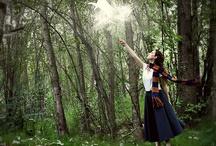 magic photoshoot