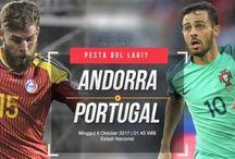 Prediksi Andorra vs Portugal Kualifikasi Piala Dunia 2018