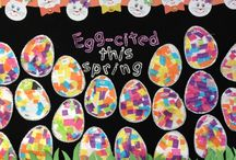 Easter Classroom Ideas / Easter crafts, lessons, games, snacks, and more for elementary classrooms
