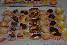 La mia piccola pasticceria / Pasticceria varia: bignè, biscotti, tartellette, minitortine