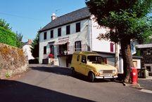 2006 | France | Vakantie | Cantal | Auvergne / Gespotte klassiekers tijdens onze vakantie in de Cantal, Auvergne en omgeving.