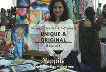 Unique Brands / Find awesome unique #brands that you will not find anywhere else only at Yappily.