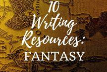 Fantasy Writing Help