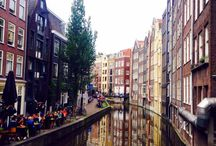 Amsterdam | Netherlands / May to September 2016 I lived in Amsterdam. Here's a bunch of the photos I took during my months in the Netherlands.