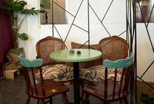 Charlie Espresso Bar / Dimitra Rafa Αρχιτέκτονας Aggelou Metaxa and Grigoriou Lampraki, Glyfada, Athens 213 0305990 contact@dimitrarafa.gr