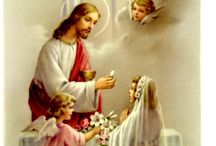 Jesus communion