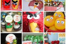 Kids Party Ideas / I think one of the biggest keys between a good party and a great party is the time put into planning.  The sooner the better.  You spread out the cost of the party and provide yourself plenty of time for good deals and fabulous  ideas.  Here are party ideas in no particular theme. Enjoy. / by Laura Vasquez