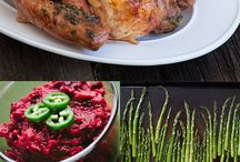 Recipes - Thanksgiving