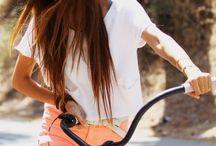 summer style / by Rita Shellenberger McPeek