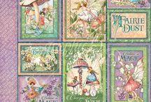 Graphic45 fairie dust