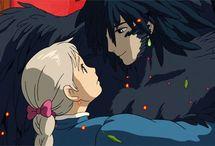 Ghibli films / Studio Ghibli's jewels
