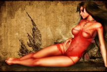 Sci-Fi and Fantasy Art / Sexy science fiction and fantasy art and photography