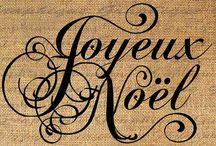 Joyeux Noel. / Twinkle lights, Champagne and celebration. / by LiveCharmed | DeeAnne White