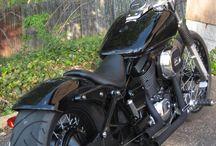 Honda Shadow Costum