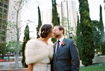 City and Urban Weddings / Weddings in obviously city and urban settings.