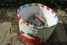 Fabric Containers