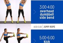 20-minutes flat belly workout