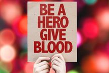 Charity - Give Blood