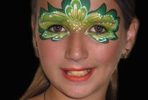 Schminken Face-Painting