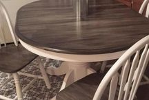 Table& chairs