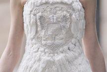 Alexander McQeen. Embroidery