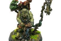 Tabletop - Kohlis Warhammer Battles Miniaturen